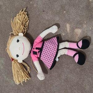 Soft Doll Toy.